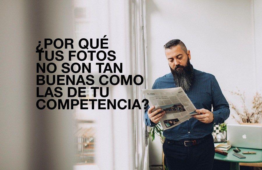 fotos corporativas competencia