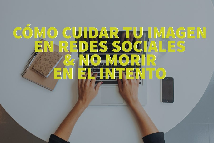 imagen en redes sociales
