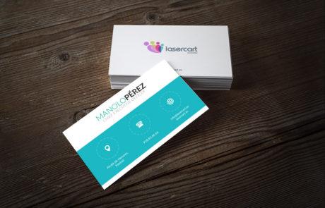 Lasercart - Desarrollo Identidad Corporativa 3