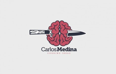 Carlos Medina Top Chef - Identidad Corporativa 1