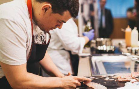 Cuchillos Arcos - Fotos Campaña Diego Guerrero 6