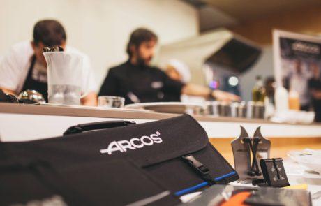 Cuchillos Arcos - Fotos Campaña Diego Guerrero 5