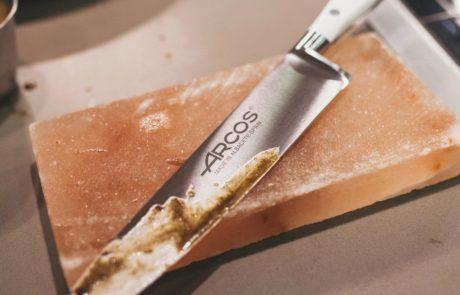 Cuchillos Arcos - Fotos Campaña Diego Guerrero 1