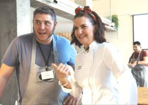 Agua Eden - Video Evento Concurso cocina con Samantha Vallejo 10