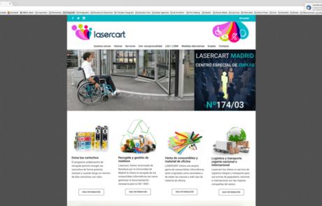 Lasercart - Proyecto Web 6