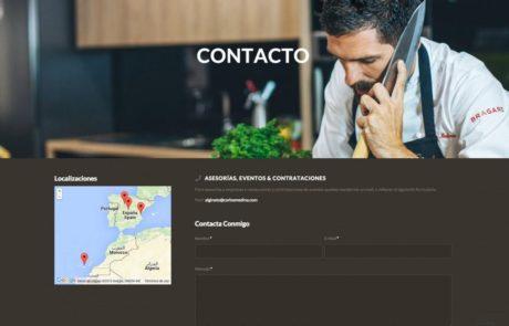 Carlos Medina Top Chef - Diseño Web 5