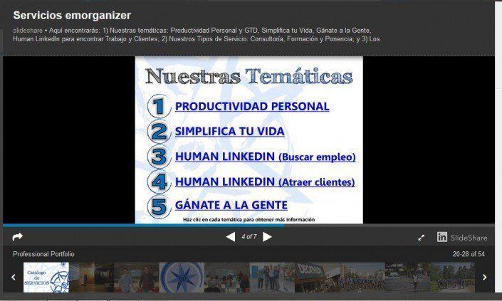 Atrae empleo y clientes con un perfil de LinkedIn más humano y visual 4