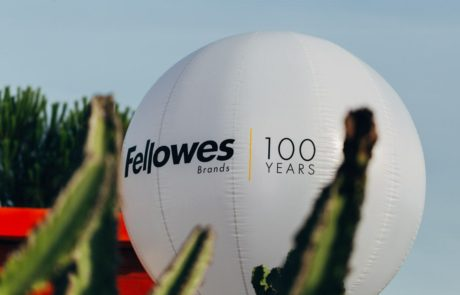 Fellowes 100 Aniversario – Fotos para evento CphI 50