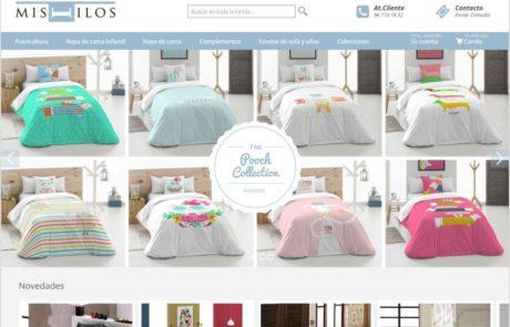 Mishilos - Proyecto Web 4