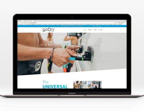 Godry Hanger – Proyecto Web