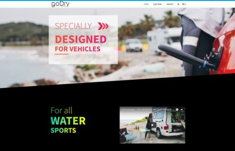 Godry Hanger - Proyecto Web 3