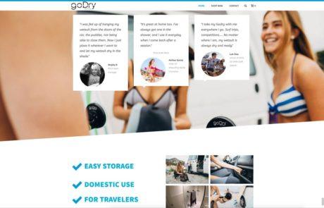 Godry Hanger - Proyecto Web 2