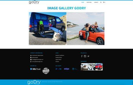 Godry Hanger - Proyecto Web 4