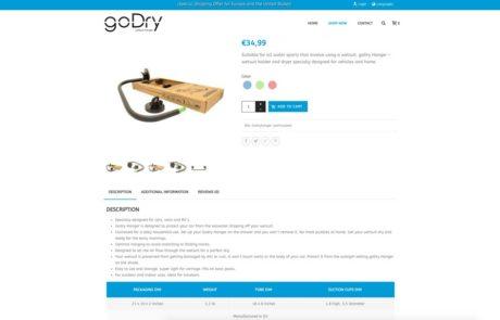 Godry Hanger - Proyecto Web 6