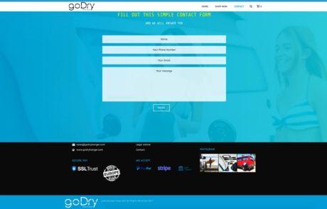 Godry Hanger - Proyecto Web 5