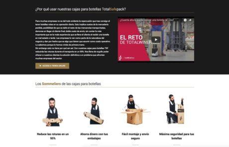 TotalSafePack - Diseño Web 4