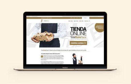 TotalSafePack - Diseño Web 7