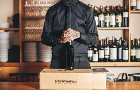 TotalWinePack - Embalaje especializado 1