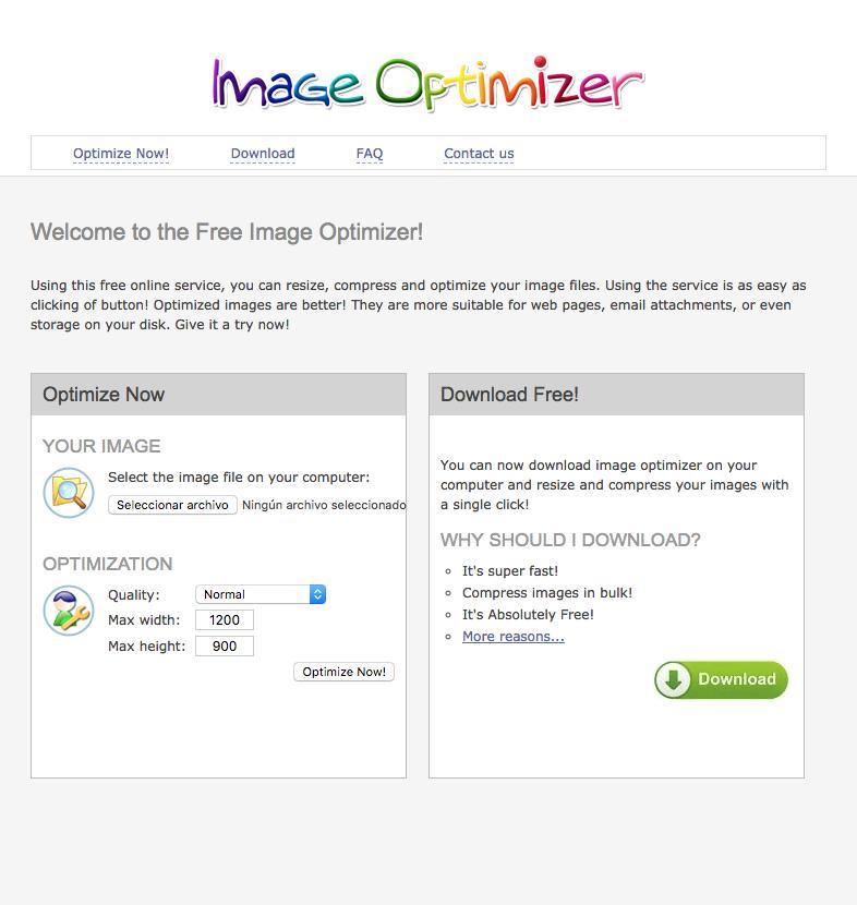 ¿Cómo reducir el tamaño de tus fotos sin perder calidad? 3
