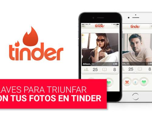 9 Claves para petarla con tus fotos de perfil en Tinder