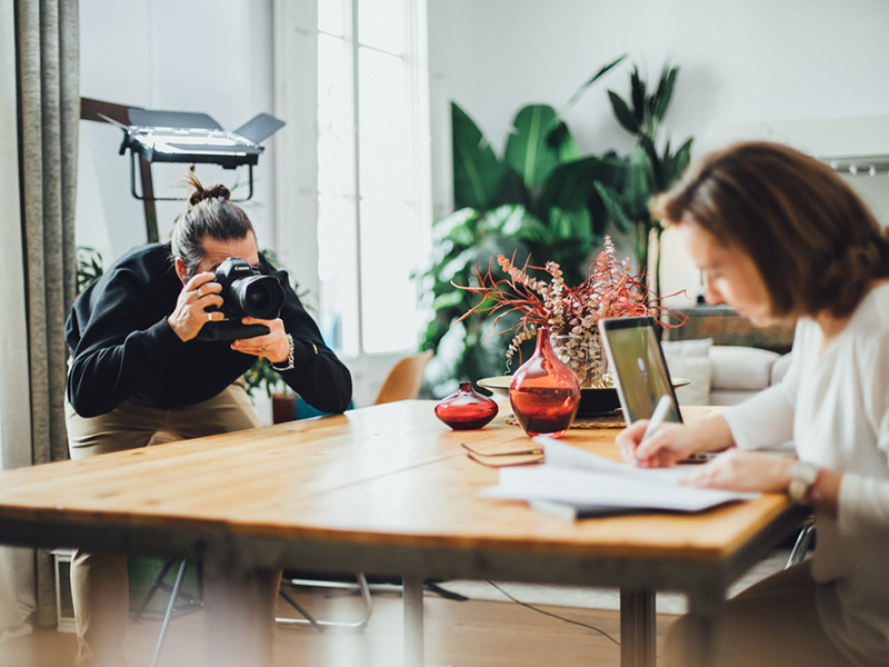Por qué invertir en un fotógrafo