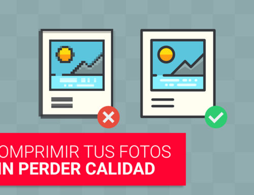 ¿Cómo reducir el tamaño de tus fotos sin perder calidad?