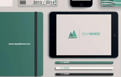 Identidad corporativa Aqua Banus 4