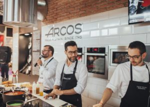 Arcos Alimentaria 84