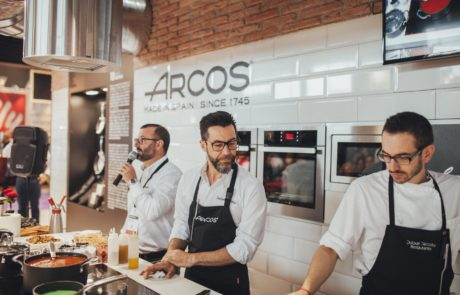 Arcos Alimentaria 5
