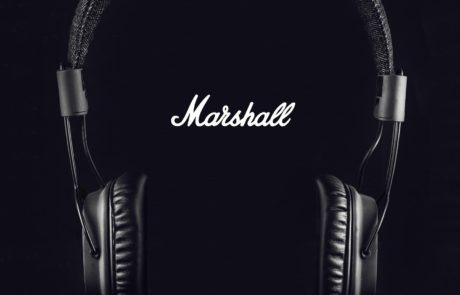 Fotografía para Marshall 1