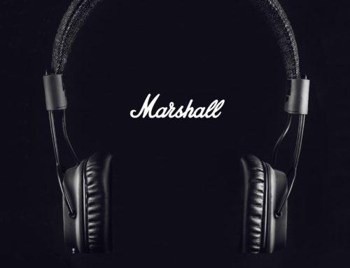 Fotografía para Marshall