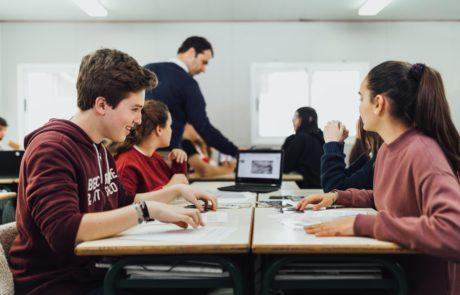 Colegio Camí 4