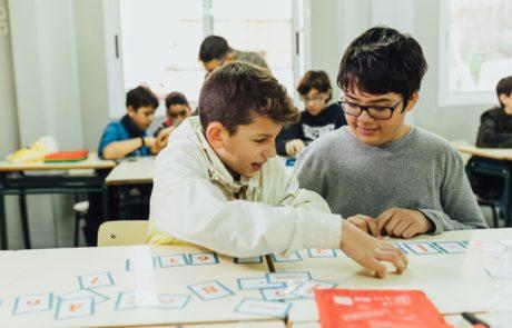 Colegio Camí 8