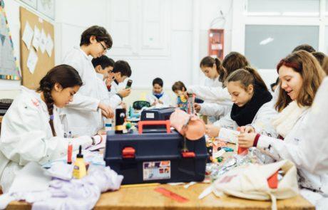 Colegio Camí 16