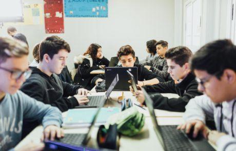 Colegio Camí 18