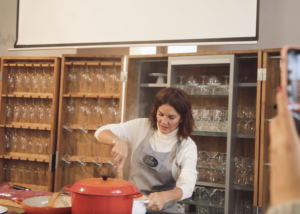 Video evento showcooking con Samantha Vallejo 29