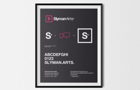 Diseño Corporativo Slyman Arts 2