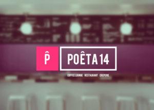 Diseño corporativo Poeta 14 9