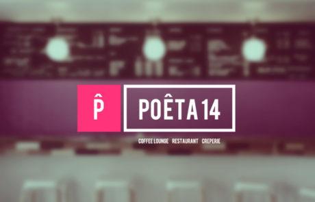 Diseño corporativo Poeta 14 1