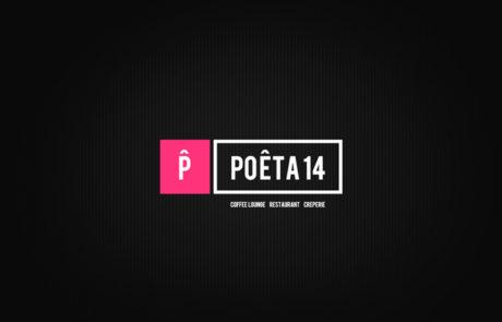 Diseño corporativo Poeta 14 2