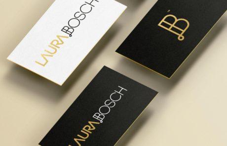 Diseño identidad Laura Bosch 3