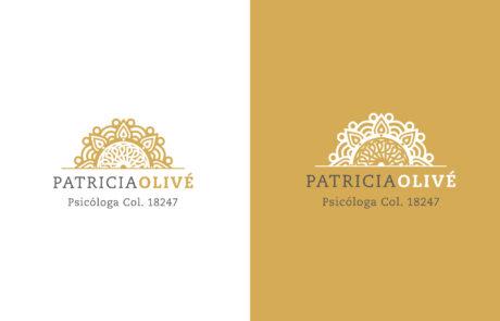 Diseño identidad Patricia Olivé 4