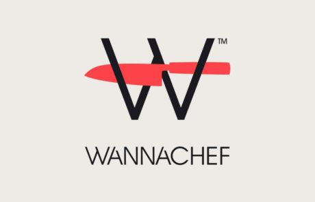 Diseño identidad Wannachef 1