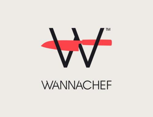 Diseño identidad Wannachef