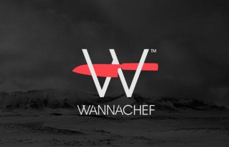 Diseño identidad Wannachef 2
