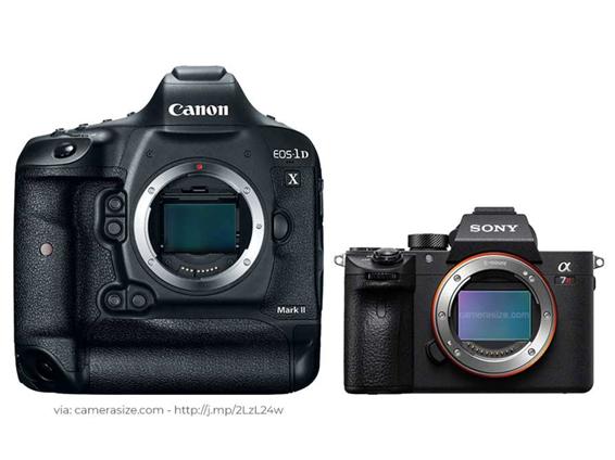 ¿Comprar una cámara réflex o sin espejo? 1
