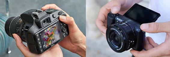 ¿Comprar una cámara réflex o sin espejo? 3