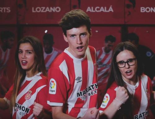 Girona FC – Videos para redes sociales