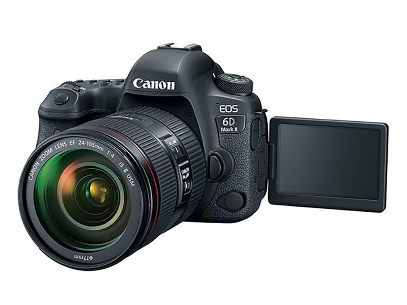 Las mejores cámaras réflex 2019 - 2020 6