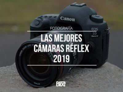 Las mejores cámaras réflex 2019 - 2020 1
